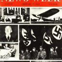 Обложка первого номера журнала; тогда он назывался News-Week.