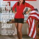 """23 ноября 2009 года. Эта обложка с загорелыми ногами Сары Пэйлин многими осуждалась как """"сексистская""""."""