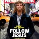 9 апреля 2012 года. Номер о христианстве с Иисусом на обложке.