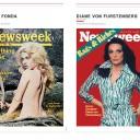 Воспоминания знаменитостей о том, что они ощущали, попав на обложку Newsweek.