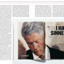 """Знаменитый репортаж о """"Моникагейте"""". Клинтон: """"Я согрешил""""."""