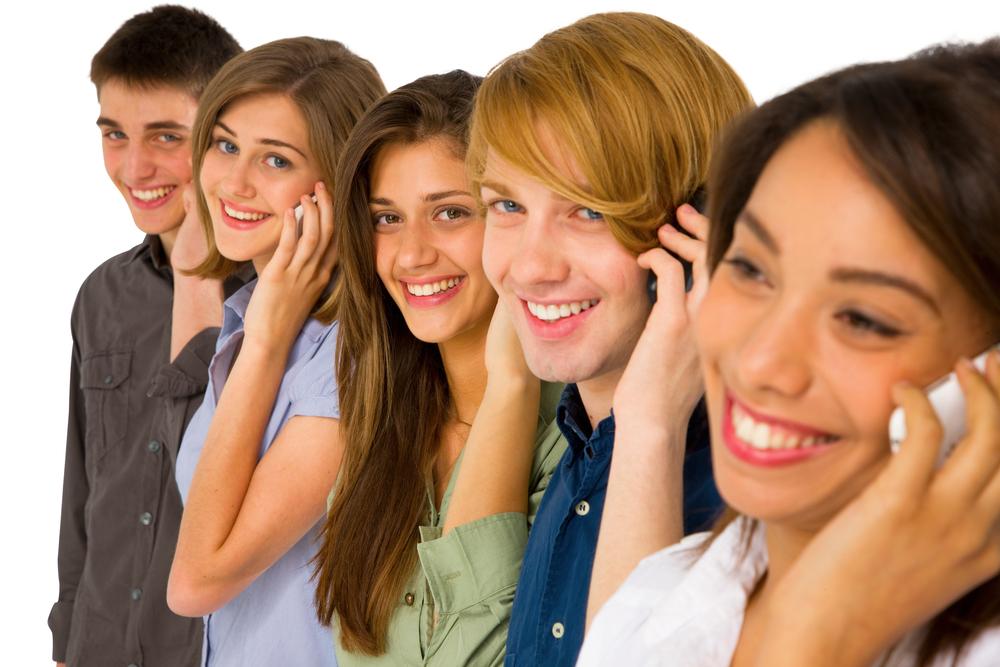 teens-smartphones
